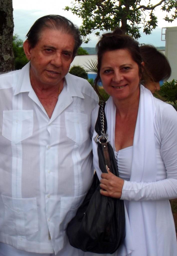 Joao De Deus et Myriam Millone